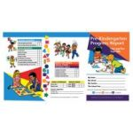 Pre-Kindergarten Progress Report 4 & 5 year olds